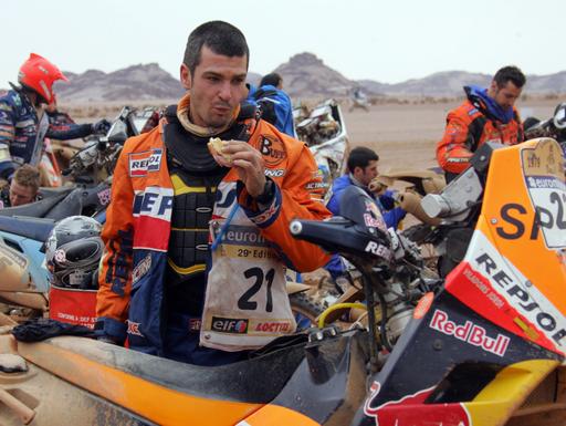 <ダカールラリー2007>ビラドムス 第6ステージを制し総合6位をキープ - モーリタニア