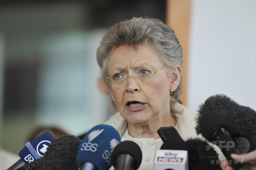 マレーシア機撃墜、エイズ会議出席者は「6人」 議長が発表