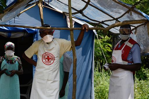コンゴのエボラ流行、東部の都市ゴマで感染者確認