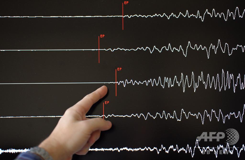 ジャワ島沖でM6.0の地震、少なくとも3人死亡 バリ島でも揺れ