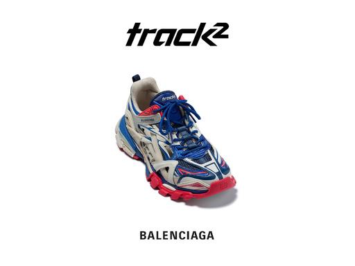 「バレンシアガ」新作スニーカー「TRACK.2」発売