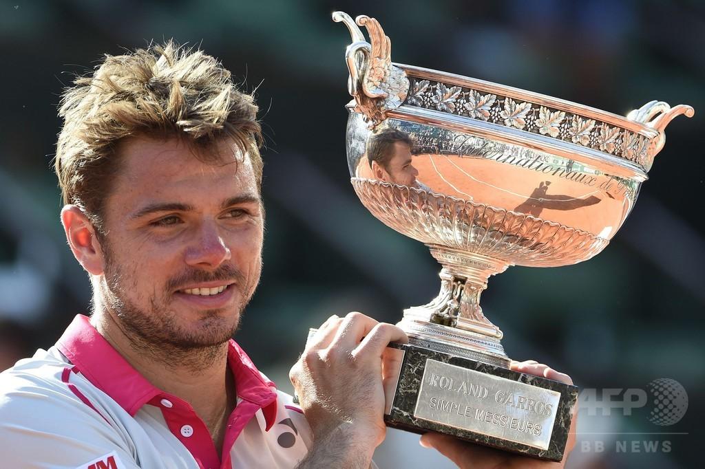 ワウリンカが全仏オープン初優勝!ジョコビッチは再び夢破れる