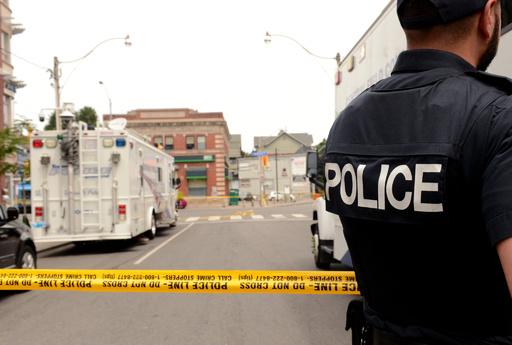 カナダ西部、3か所で4人射殺される 犯人は顔見知りの男