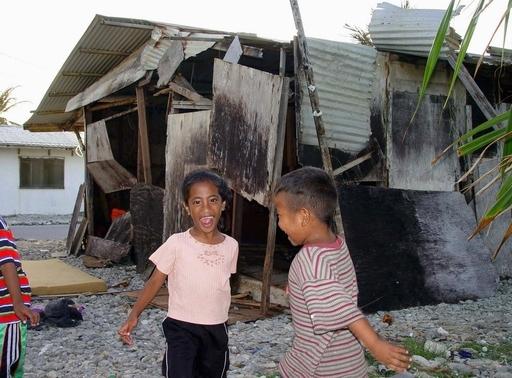 結核流行の兆候、封じ込めを困難にする複数の要因とは - マーシャル諸島