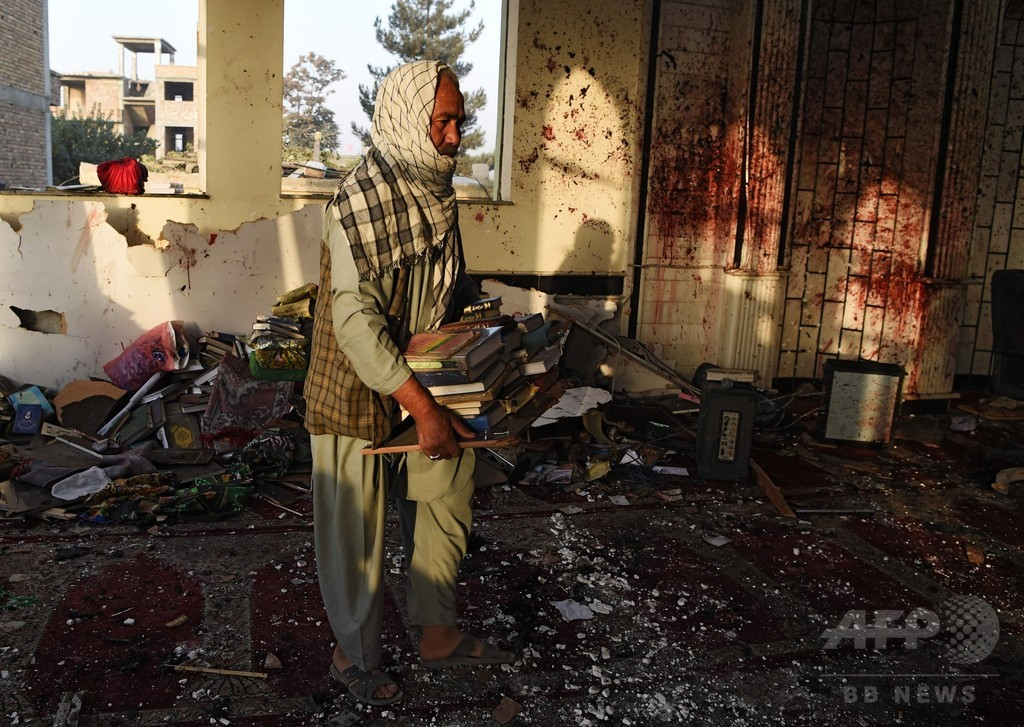 アフガンの首都カブール、IS系の攻撃相次ぐ シリア・イラク後の新拠点に?