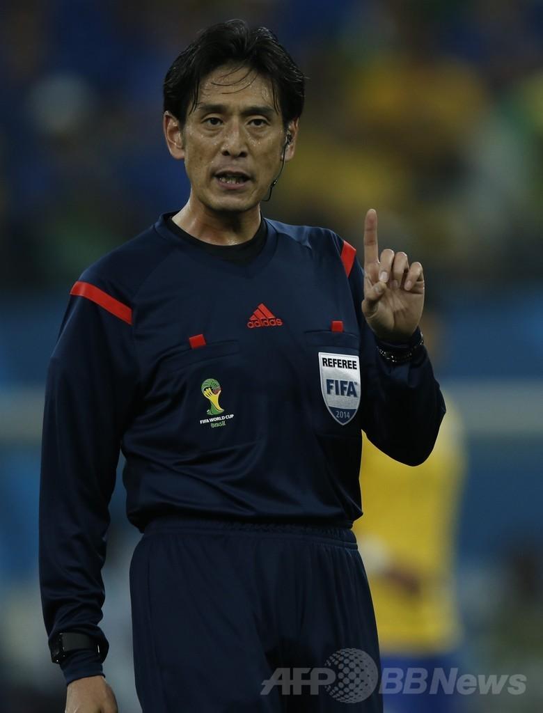 日本サッカー協会が西村主審の英語力を擁護、米報道