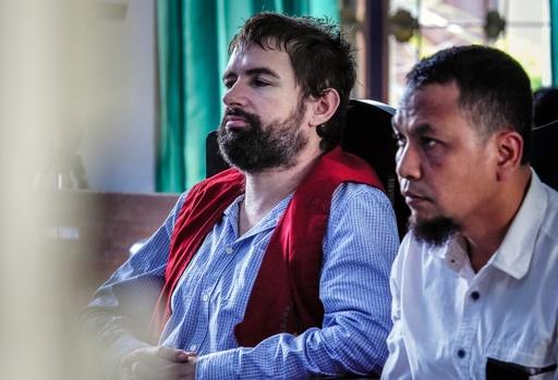 インドネシアで薬物密輸の仏被告に銃殺刑判決 検察は禁錮求刑