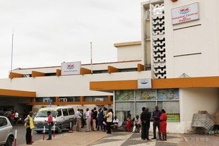 モザンビークでコレラ流行、1222人感染 2人死亡