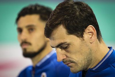 元スペイン代表GKカシージャス、通算1000試合出場を達成