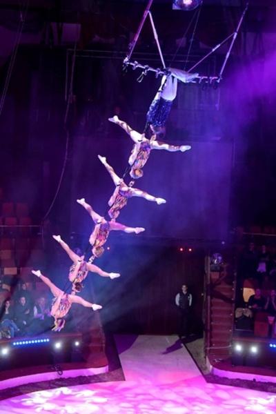 ブダペストでサーカスの祭典、華麗なパフォーマンス続々