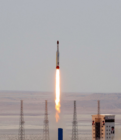 核ミサイルと「事実上同一」、米がイランのロケット計画非難