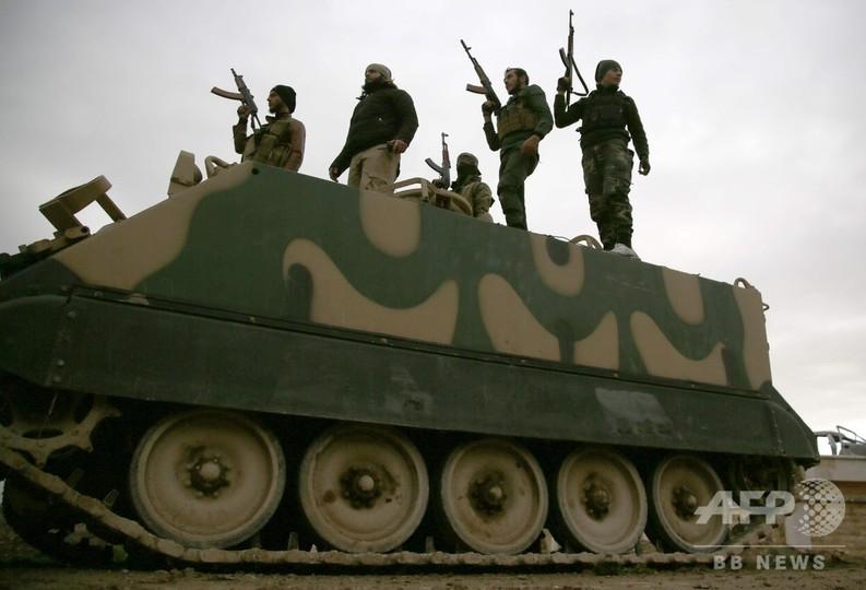 シリアのIS残党、トルコの掃討能力に疑問符