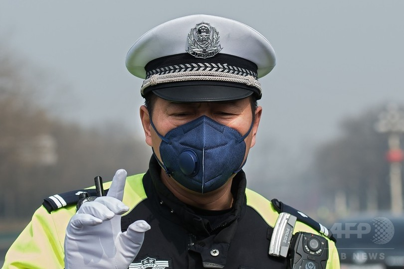 中国、大気汚染との戦いで「勝利」しつつある?平均余命延伸も 米研究