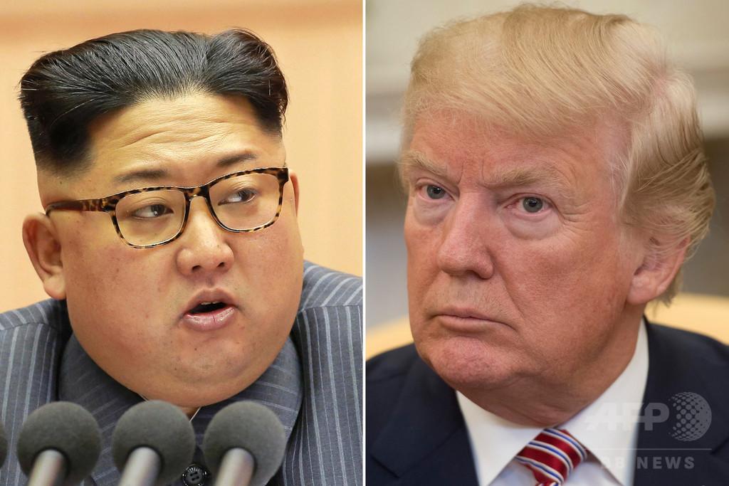 米朝首脳会談、6月にシンガポールで開催か 複数メディアが報道