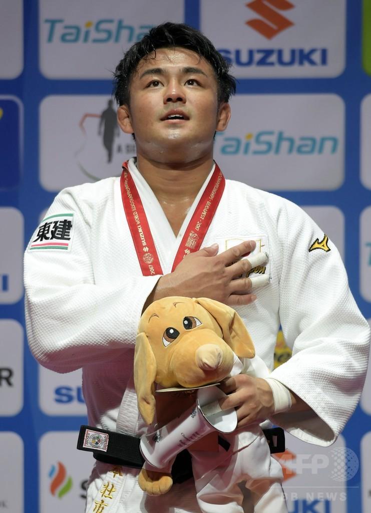 橋本が男子73キロ級で金メダル獲得、芳田は銀 世界柔道