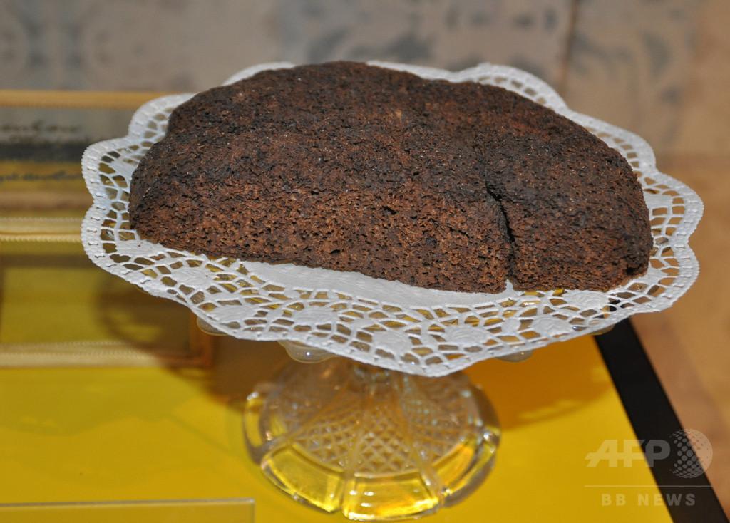 皇后エリザベートに贈られた118年前のケーキ、イタリアで展示
