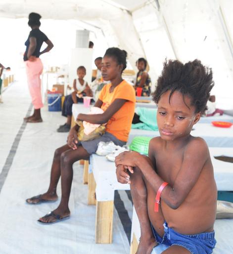 ハイチでブードゥー教祭司の殺害相次ぐ、コレラ広めたと誤解