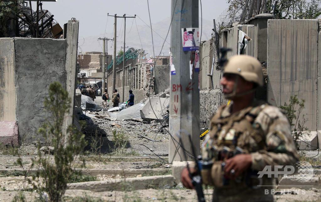タリバン、米軍に対する戦闘継続を表明 和平協議打ち切り受け