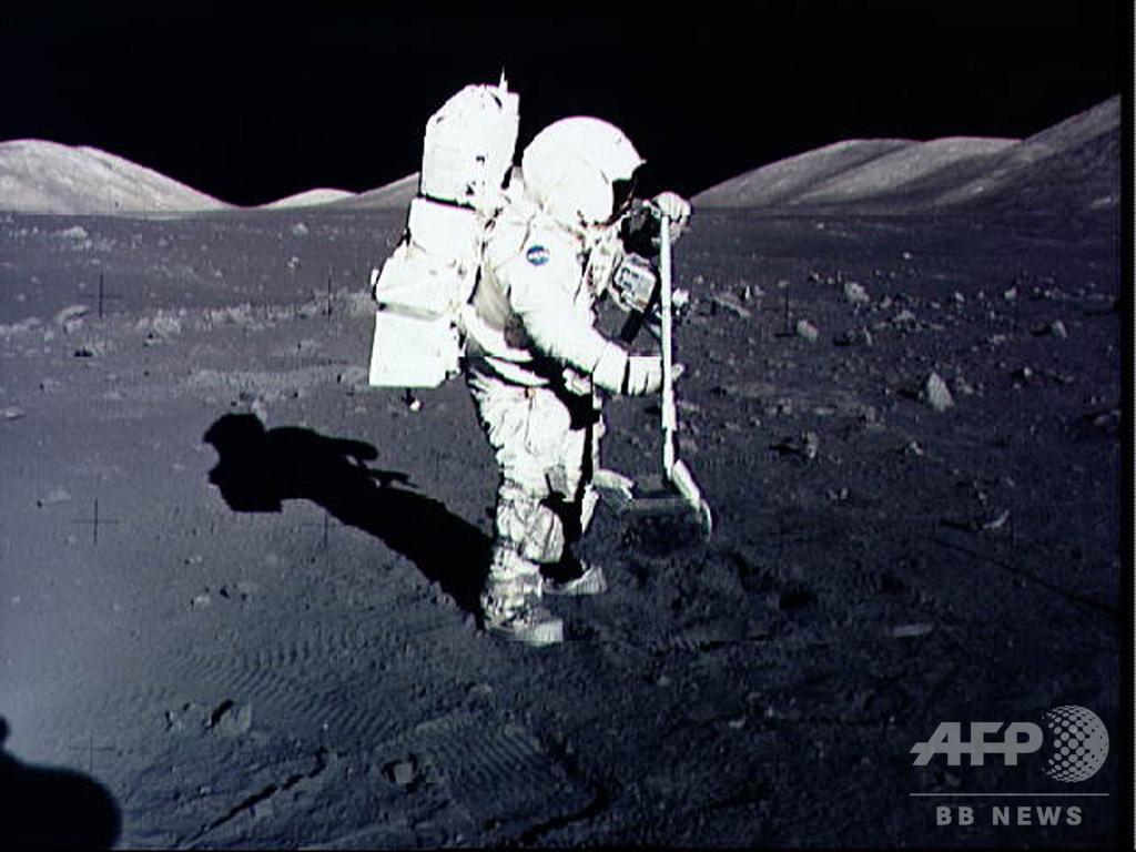 アポロが持ち帰った月の石、今どこに? 世界135か国に寄贈
