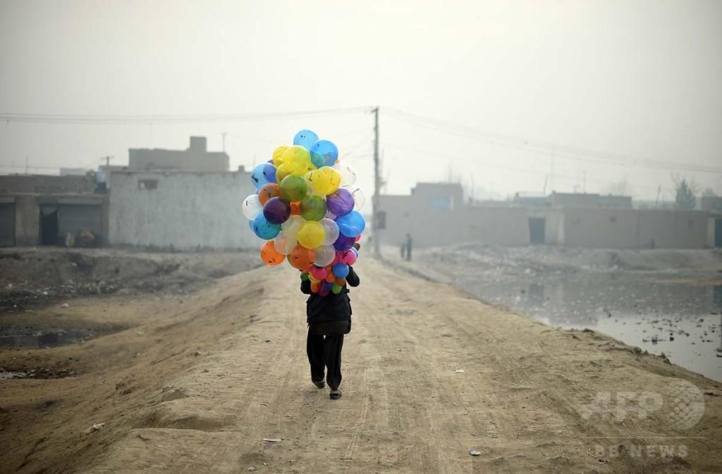 【AFP記者コラム】自爆攻撃で犠牲のAFPカメラマン、シャー・マライの笑い声