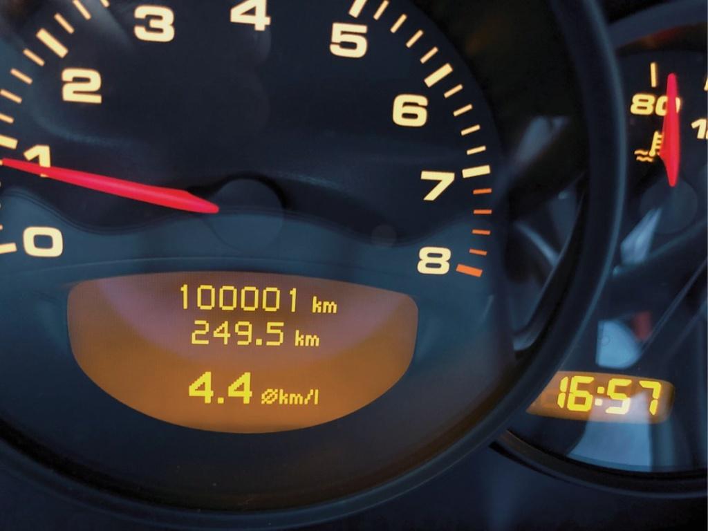 【試乗記】ポルシェ911♯29 トラブルを乗り越えて毎日元気に走っています ついに10万㎞突破!