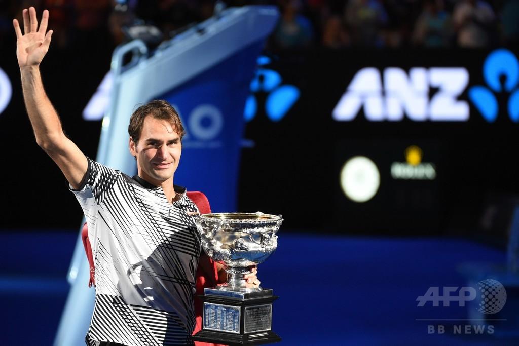 フェデラー「テニスをする時間はもう少ししかない」将来について言葉を濁す