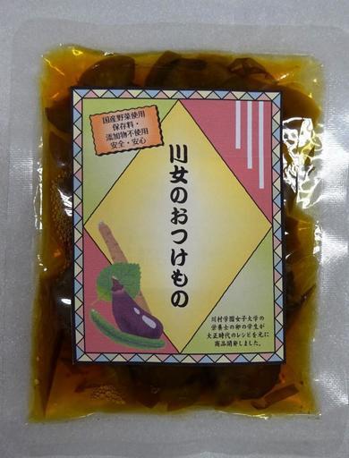 鶴雅祭にて新商品発表!「川女のおつけもの」 販売のお知らせ