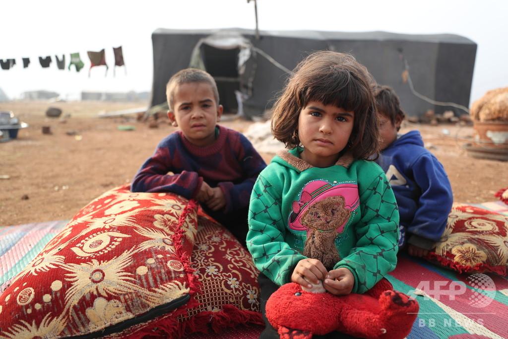 シリア政府軍と反体制派が衝突、約70人死亡 停戦後「最も激しい戦闘」