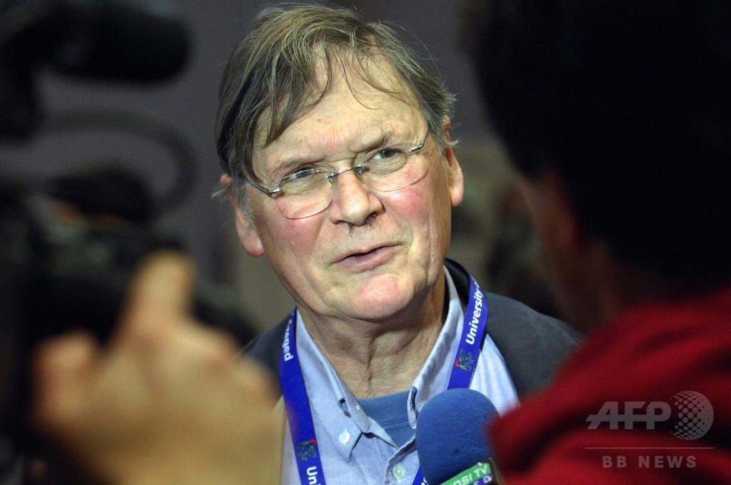英ノーベル賞科学者、反「理系女子」発言で辞職