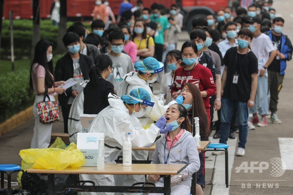 武漢住民1千万人近くにコロナ検査、陽性は300人で「今や最も安全な都市」
