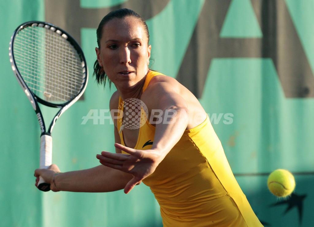 セレーナ・ウィリアムスらが順当に初戦を突破 全仏オープン