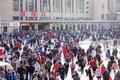 「春運」に始まり「春運」に終わる… 春節のUターンラッシュがピーク