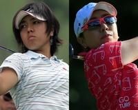 【特集】写真で振り返るプロゴルファーのビフォーアフター
