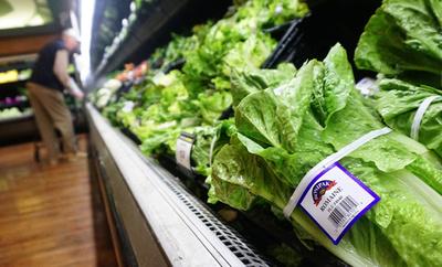 米保健当局「ロメインレタスを食べないで」 O157で食中毒流行