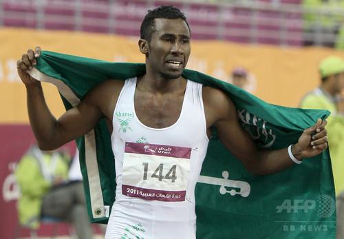 男子400mのアジア記録保持者、ドーピングでリオ五輪選手団から除外