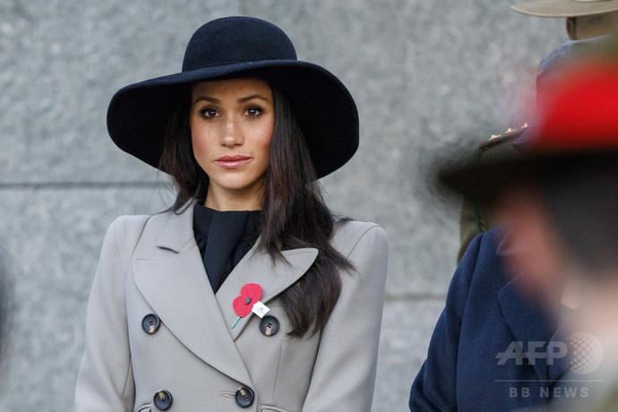 ヘンリー英王子の挙式、花嫁メーガンさんの父が欠席 米メディア