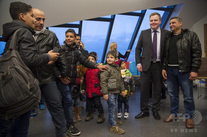 極寒でも安全なら幸せ…シリア難民、アイスランドに新天地
