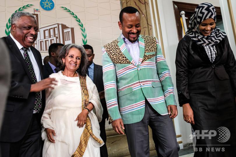閣僚半数に女性起用のエチオピア...