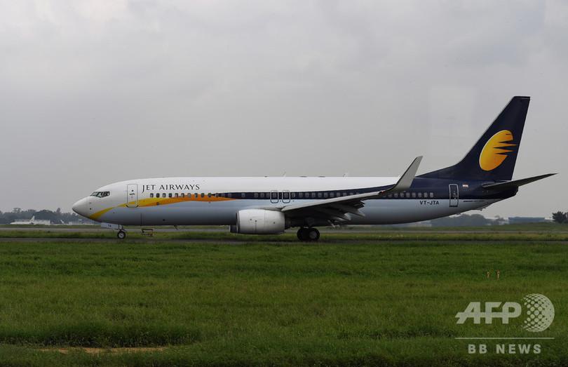 インド旅客機、気圧スイッチ入れ忘れで30人以上が鼻血 機内パニック