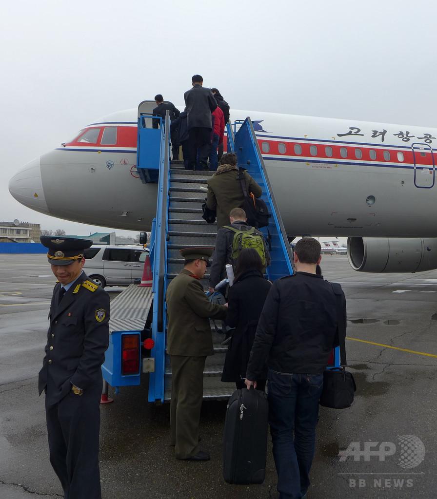 北朝鮮、エボラ熱による外国人観光客の入国禁止を解除