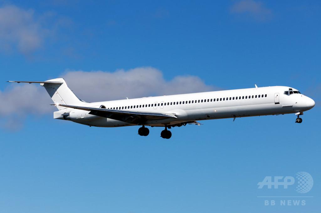 「アルジェリア航空機のブラックボックス回収」オランド仏大統領