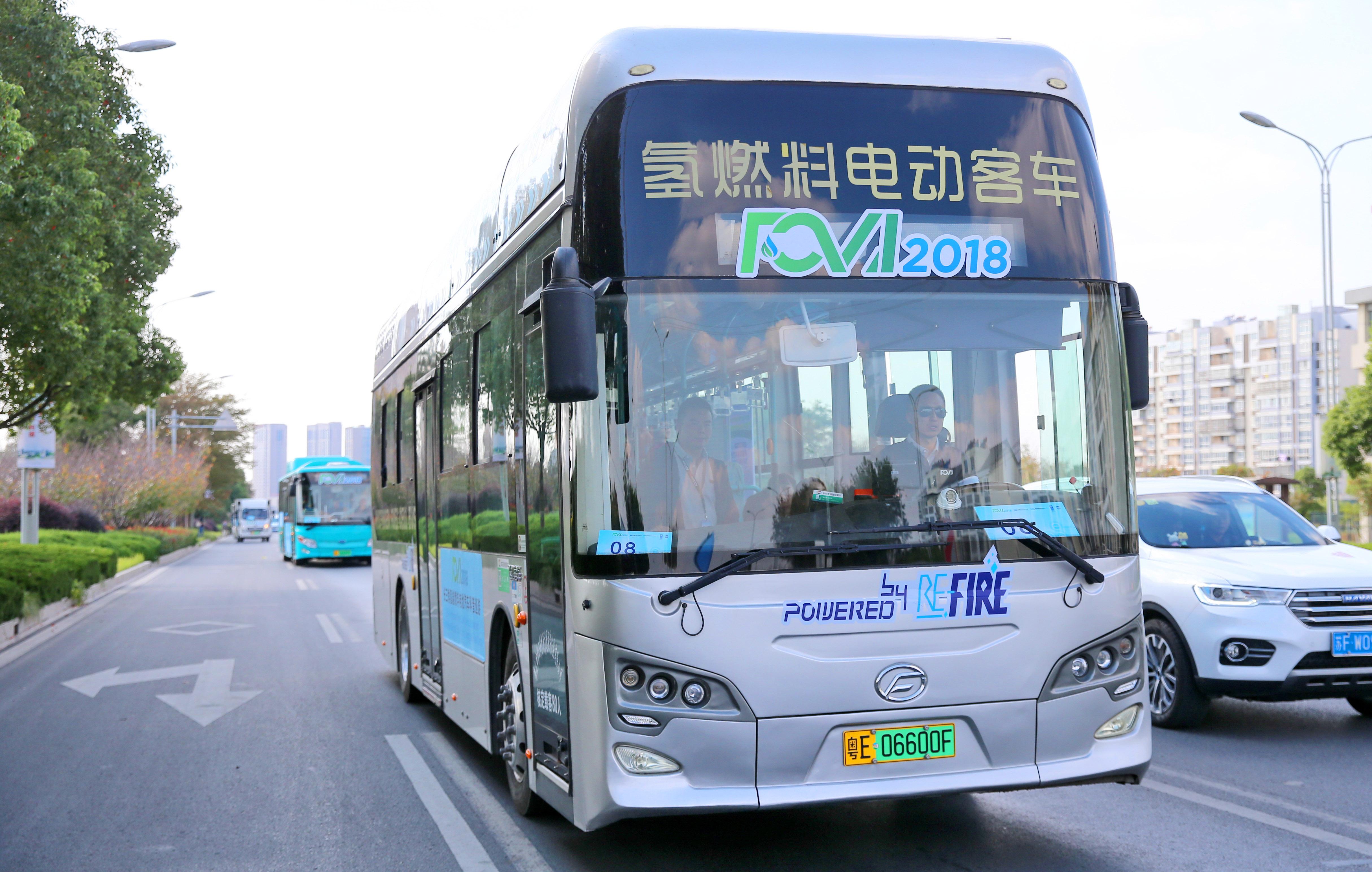 水素電池車が有望 中国新エネ車業界