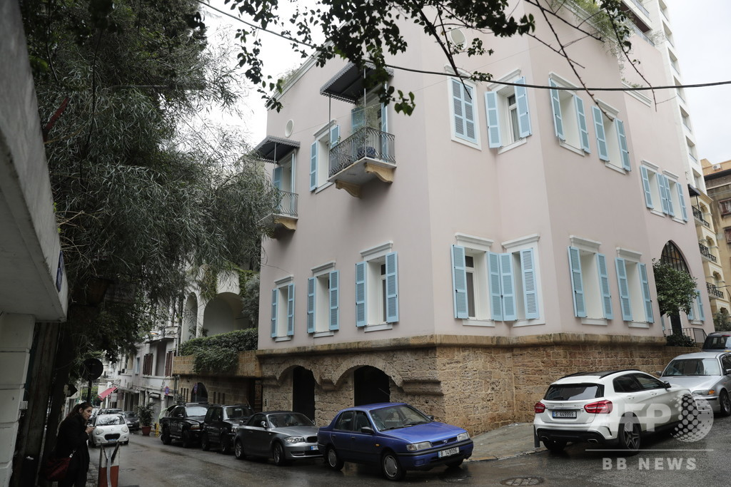 レバノン市民、ゴーン被告入国に賛否 「泥棒」と批判も