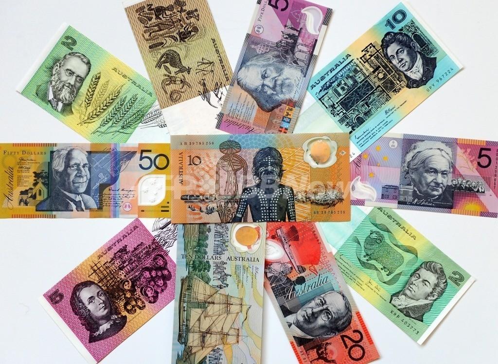 オーストラリア、ロトくじで史上最高額78億円 2組当選
