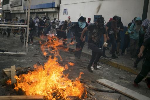 米国防長官代行、ベネズエラ危機対応のため欧州歴訪中止
