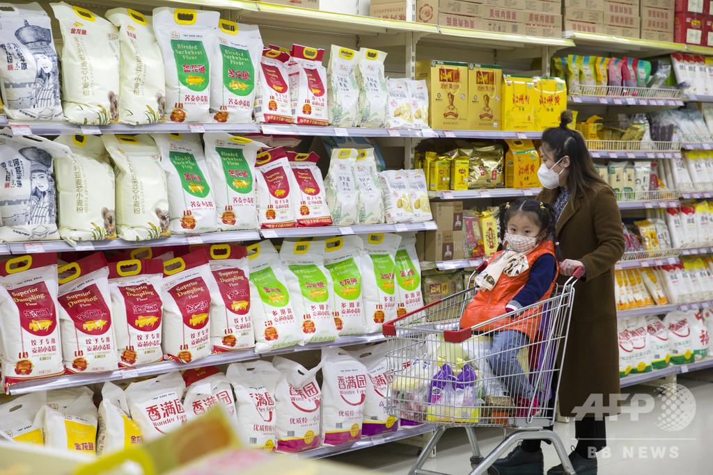 感染症収束後の中国、消費が徐々に回復 レストランや小売店に活気