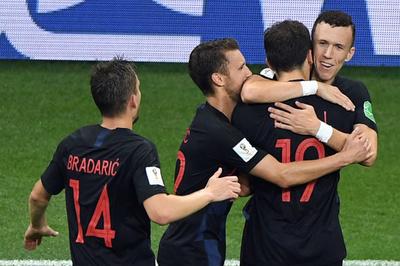 クロアチアがGL全勝、アイスランドは終盤に失点で敗退
