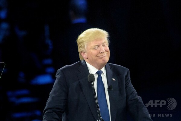 トランプ氏「世界知らない」=日韓核武装論を批判-米大統領