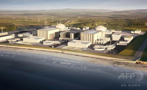 英20年ぶりの原発新設、仏EDFが承認 今秋メイ首相が最終判断