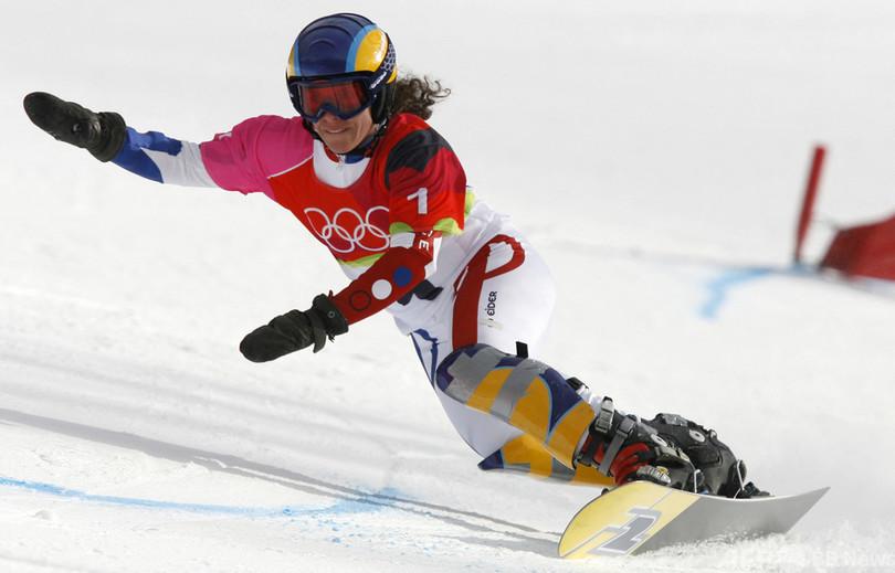 元スノボ世界王者、雪崩に巻き込まれ死亡 スイス 写真3枚 国際ニュース ...